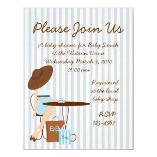 Baby Tea Personalized Invite