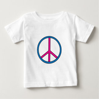 Baby Tee - Peace Sign