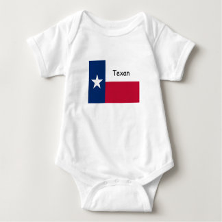Baby Texan bodysuit & sleeper