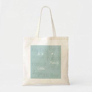 Baby Theme # 1 Boy Diaper Tote Bag