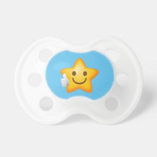 Baby Thumbs Up Emoji Star Dummy