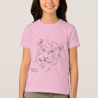 Baby Tiger sketch Shirt
