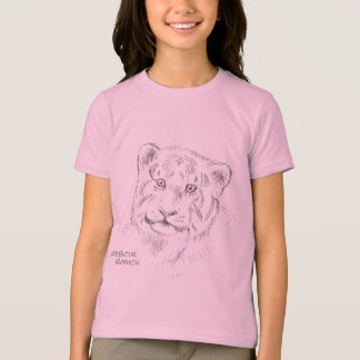 Baby Tiger sketch T-Shirt