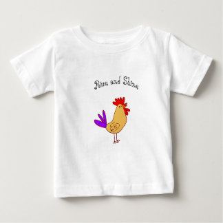 Baby  Tshirt  Rise and shine