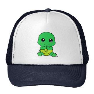 Baby turtle trucker hats