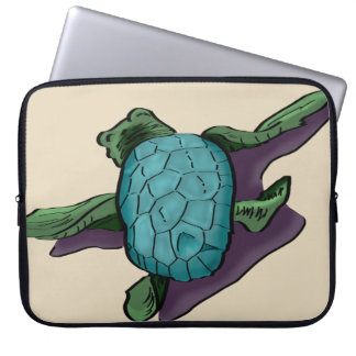 Baby Turtle Laptop Sleeves