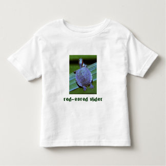 baby turtle, red-eared slider shirts