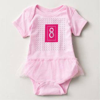 Baby Tutu Body suit Baby Bodysuit