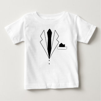 Baby Tuxedo Baby T-Shirt