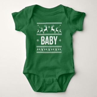 Baby Ugly Christmas Sweater