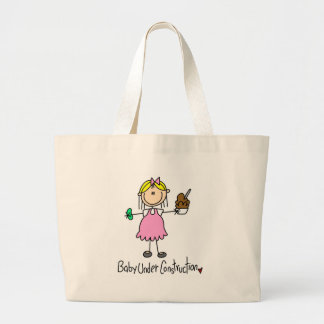 Baby Under Construction Bag