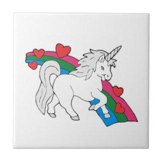 Baby Unicorn Tile