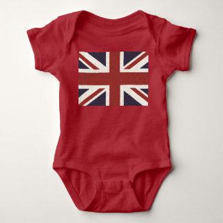Baby Union Jack Bodysuit