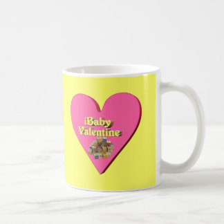 Baby Valentine T-shirts and Gifts Coffee Mug