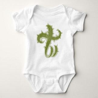 Baby Vintage Cactus Baby Bodysuit