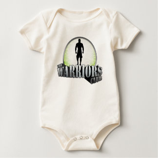 Baby Warrior Baby Bodysuit