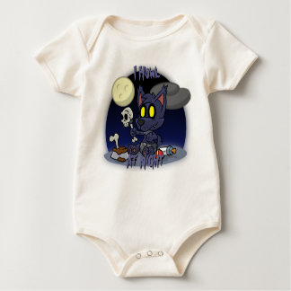 Baby Werewolf Babygrow Baby Bodysuit