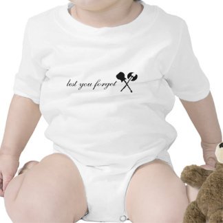 Baby with Axe Logo Tshirt