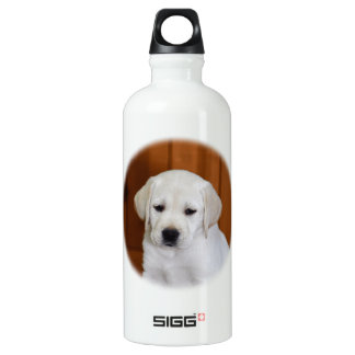 Baby Yellow Lab Water Bottle