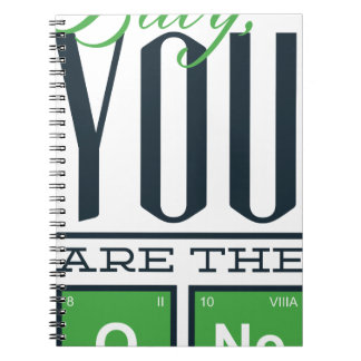 baby you are the one notebook