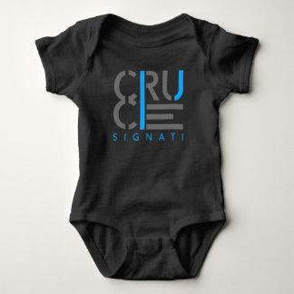 BabyBlue Vortex One-Z Baby Bodysuit
