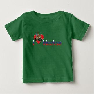 Babybody Matrjoschka, Matryoshka, babushka Baby T-Shirt