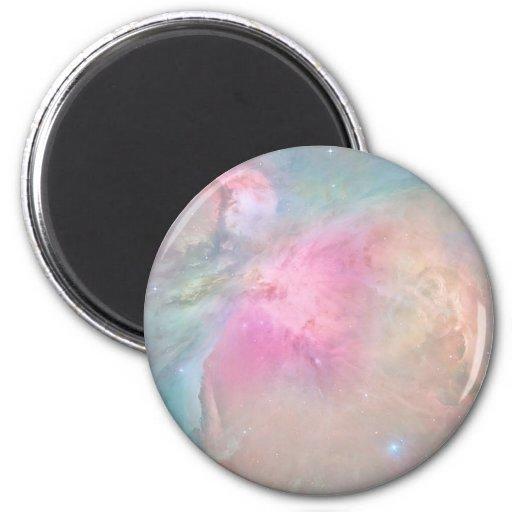 BabyGalaxy Pastel Kawaii Space Art Magnet