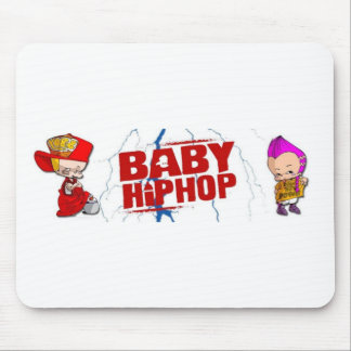 BabyHipHop Mouse Pad