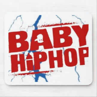 BabyHipHop Two Mousepads