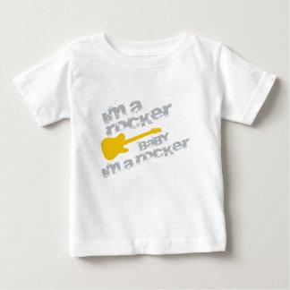 BabyImARocker.png Baby T-Shirt