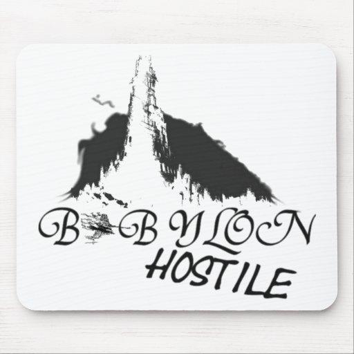 babylon crew mouse pad