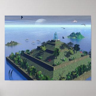 Babylon Gardens Poster