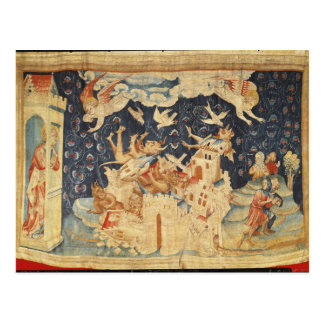 Babylon Invaded by Demons Postcard