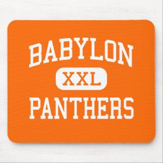 Babylon - Panthers - High - Babylon New York Mouse Pad