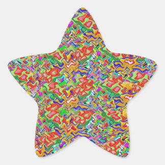 Babyroom Craft, PaperCraft, Birthday Decorations Star Sticker
