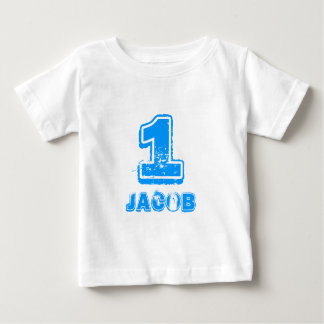 Babys 1st Birthday t shirt for one year old boy