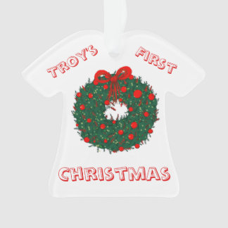 Baby's 1st Christmas Customisable