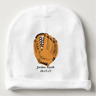 Baby's Baseball Mitt Baby Beanie