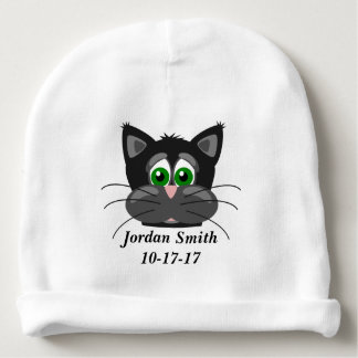 Baby's Cute Cat Baby Beanie