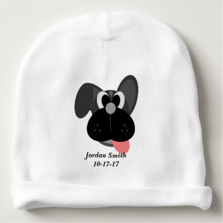 Baby's Cute Dog Baby Beanie