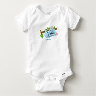 Baby's Cute Koala Bear Baby Onesie