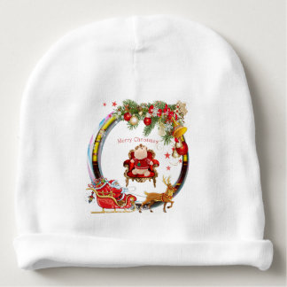 Baby's first Christmas - Baby Beanie