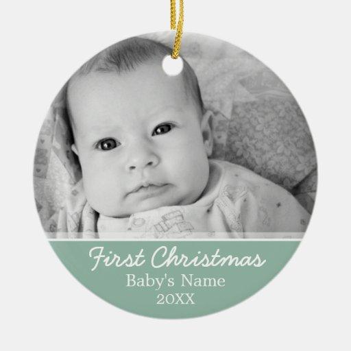 Babys First Christmas Christmas Tree Ornaments