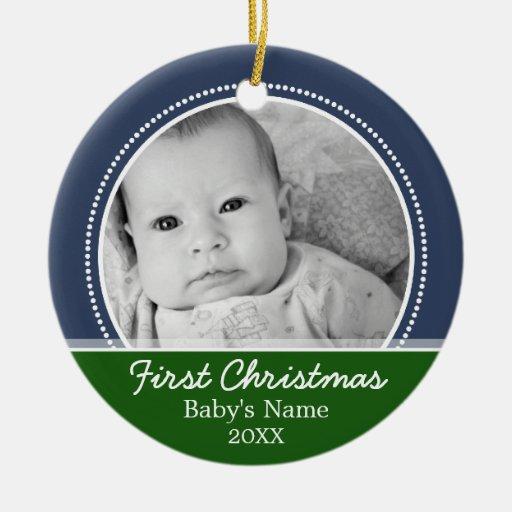 Babys First Christmas Christmas Ornaments