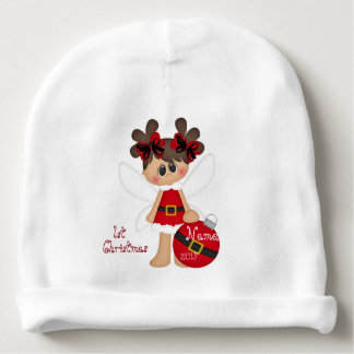"""""""Baby's First Christmas Fairy"""" BABY HAT Baby Beanie"""