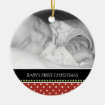 Baby's First Christmas Keepsake Ornaments