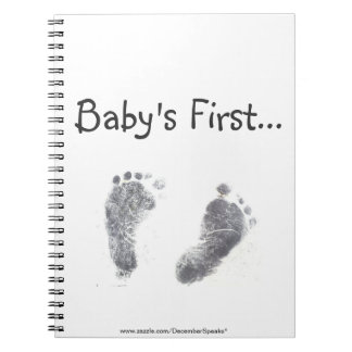 Baby's First... Notebook