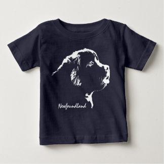 Baby's Newfoundland Dog T-Shirt Puppy Dog Shirts