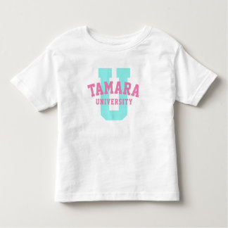 Baby's Own Personalized University Logo T-Shirt
