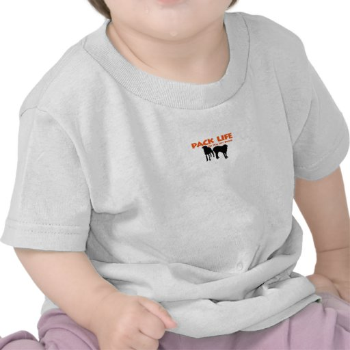 Baby's Pack Life T-Shirt